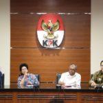 KPK Teken Kerjasama dengan Kementerian Kesehatan dan BPJS Kesehatan