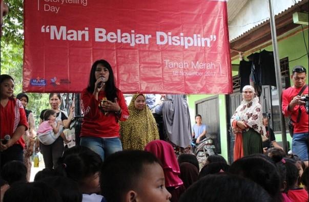 Generali Indonesia Gelar Bhakti Sosial di Tanah Merah