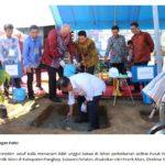 Mars Bangun Pusat Penelitian Kakao di Sulawesi Selatan