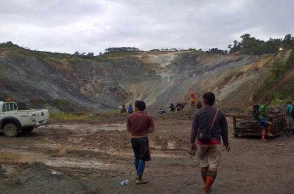 Tambang Emas Citra Palu Mineral Dinilai Walhi Merusak Lingkungan