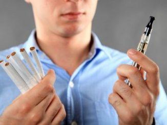 Rokok Elektronik Sama Bahayanya dengan Rokok Biasa