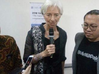 Achmad Zaky dan Christine Lagarde Bicara soal Generasi Milenial