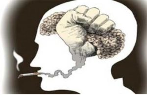 Merokok Ciutkan Otak