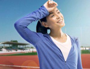 Berkeringat di Dahi, Pertanda Kekurangan Vitamin D