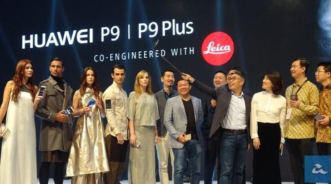 Huawei P9 Diluncurkan di Indonesia