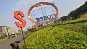 Sinar Mas Land Bangun Apartemen Lagi di BSD