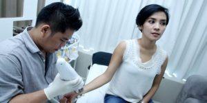 Survei Menunjukkan Sedikit Ahli Tato Yang Mampu Membedakan Bintik Kanker atau Bintik Biasa.