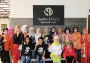 Syamsi Duha Foundation Berikan Beasiswa Kepada Penyandam disabilitas dan umum