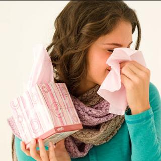 Obat Cina Atasi Demam Flu