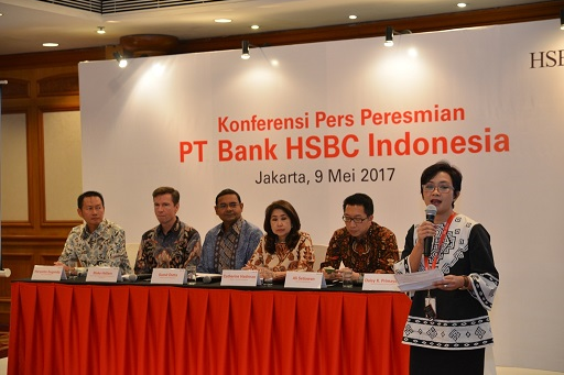 HSBC Integrasi Dengan Bank Ekonomi