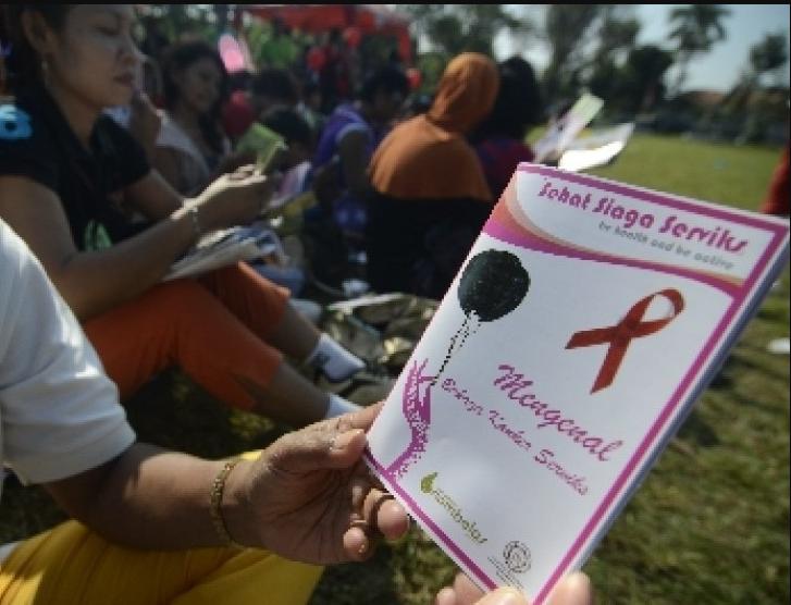 Koalisi Kanker Serviks Diluncurkan