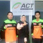 Tim ACT melakukan kunjungan ke Kantor Kementerian Pertanian (Kementan)
