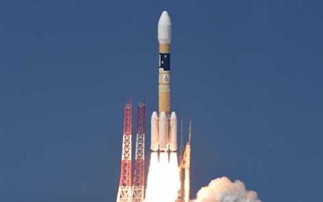 Jepang Luncurkan Satelit GPS