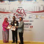 Bank Muamalat Raih Tiga Penghargaan di Singapura