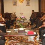 Menteri Sosial Memberi Sambutan Positif Penanganan Pengungsi Rohingya