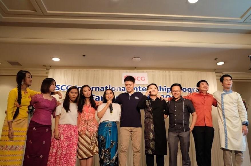 12 Mahasiswa Indonesia Dapat Penghargaan dari SCG