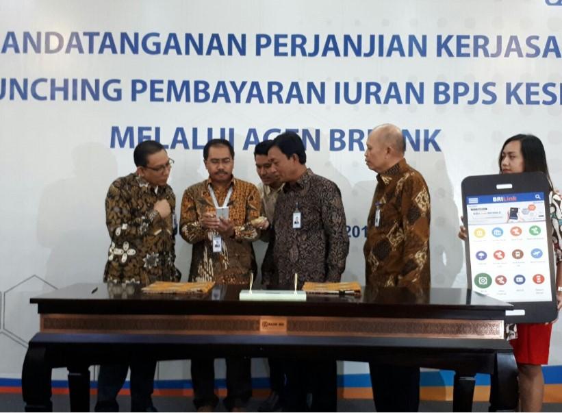 BPJS Kesehatan Jalin Kerjasama dengan BRI