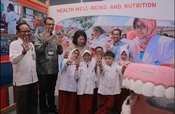 PT Unilever Indonesia menyelenggarakan acara Sustainability Day