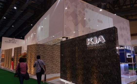 KIA Luncurkan Produk Baru di Keramika Fair 2018