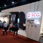 SCG tampilkan Produk Baru di Pameran di Architect Expo 2018