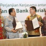Bank Syariah Mandiri-BPJS Kesehatan Permudah Pembayaran Klaim Fasilitas Kesehatan