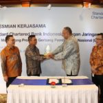 Gandeng Rintis Sejahtera, Bank Standard Chartered Ingin Sukseskan Gerbang Pembayaran Nusantara
