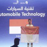 Teknisi Muda Nissan Indonesia Raih Medali di World Skill Asia 2018