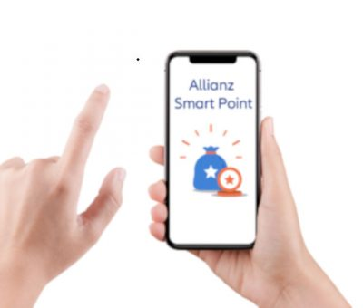 Aplikasi Allianz Smart Point