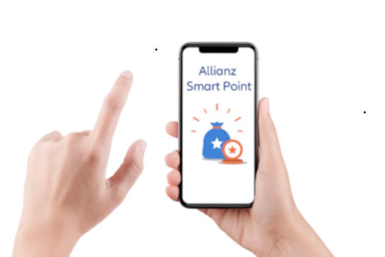 Aplikasi Allianz Smart Point