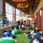 Greenhouse Alami Pertumbuhan Penyewaan Ruang Kerja
