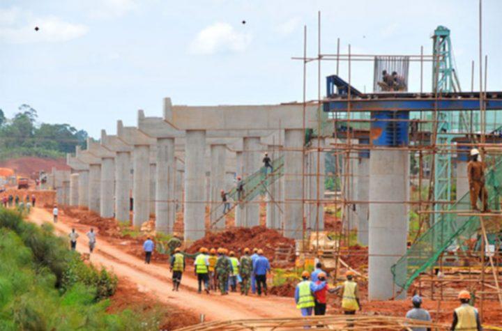 Pertumbuhan ekonomi di lihat dari pembangunan infrastruktur