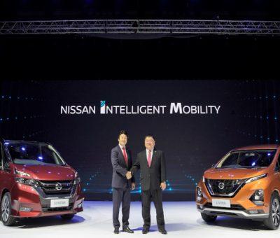 Dua MPV baru Nissan