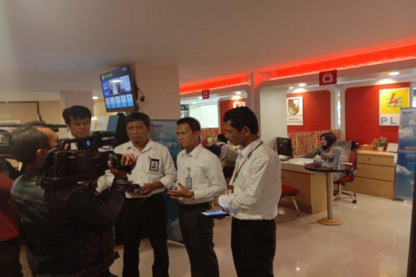 Pelayanan Langsung PLN di Mal Pelayanan Publik Pekanbaru