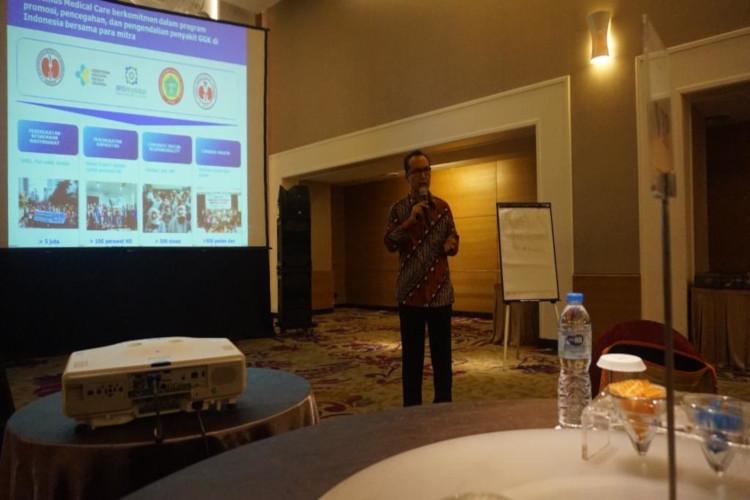 Fresenius Medical Care Indonesia gelar CSR di Hari Kesehatan Ginjal Sedunia
