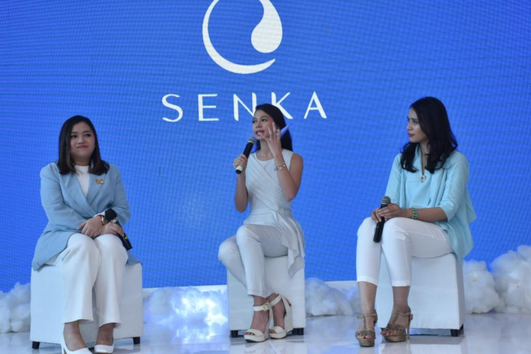 Shiseido Perkenalkan lagi produk perawatan kulit Senka