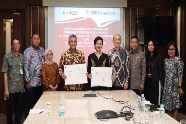 Bank KEB Hana Indonesia jadi Kustodian