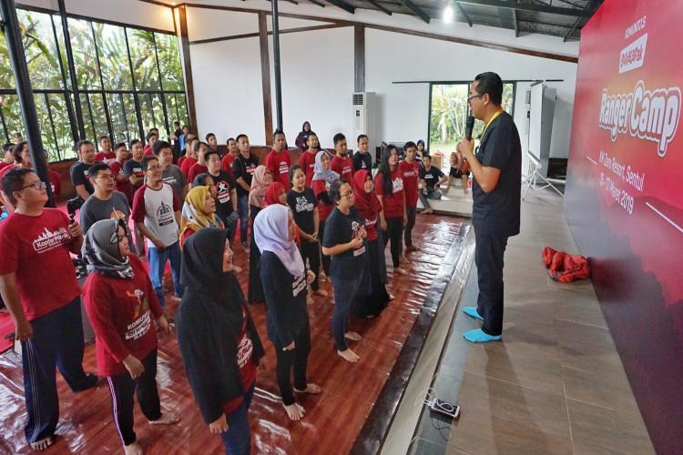 Bukalapak gelar Ranger Camp Nusantara
