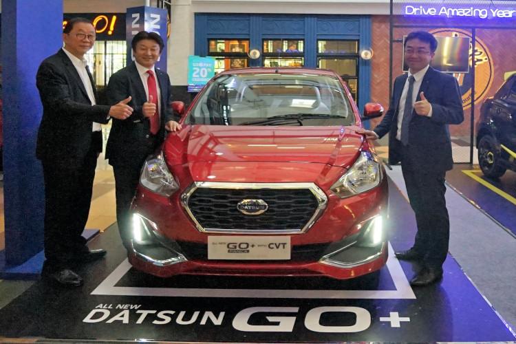 Perkenalan Nissan dan Datsun