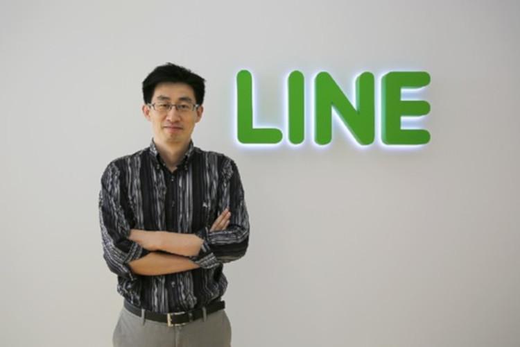 LINE tunjuk Jungho Shin sebagai co-CEO
