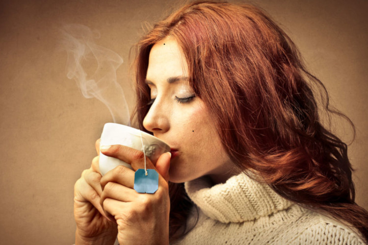 Bahaya minum teh panas
