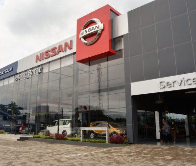 Outlet Baru Nissan di Serang barat