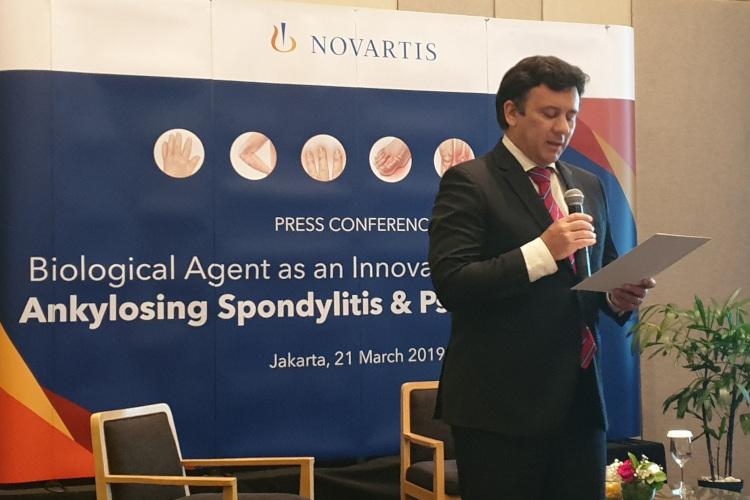 Novartis keluarkan obat baru secukinumab