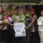 Unilever Resmikan Tempat Pengolahan Sampah