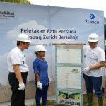 Zurich Bikin Kampung Zurich Bersahaja di Indonesia