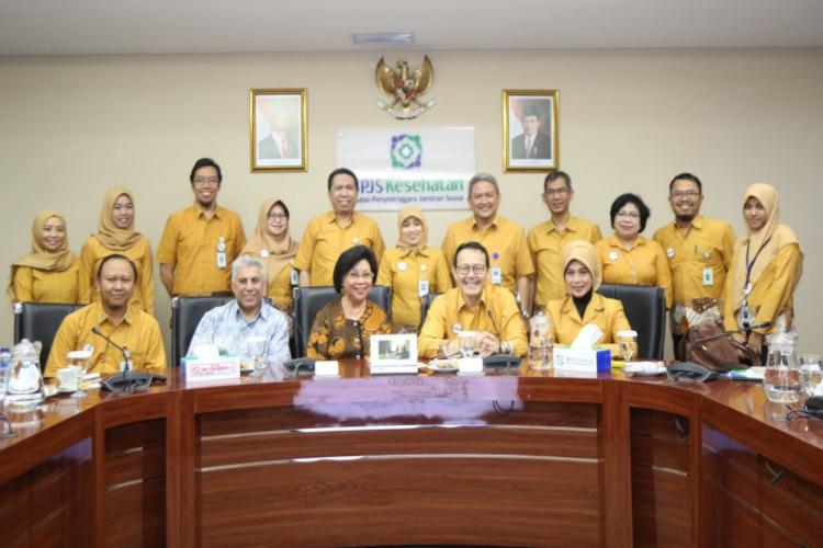 BPJS Kesehatan dan IHME akan berkolaborasi melakukan studi soal penyakit di Indonesia