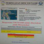 Gempa Berkekuatan 6,9 SR Guncang Sebagian Sulteng