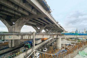 Pembangunan infrastruktur tingkatkan daya saing global