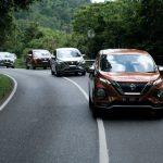 All New Nissan Livina Jajal Jelajahi Jalan Aceh
