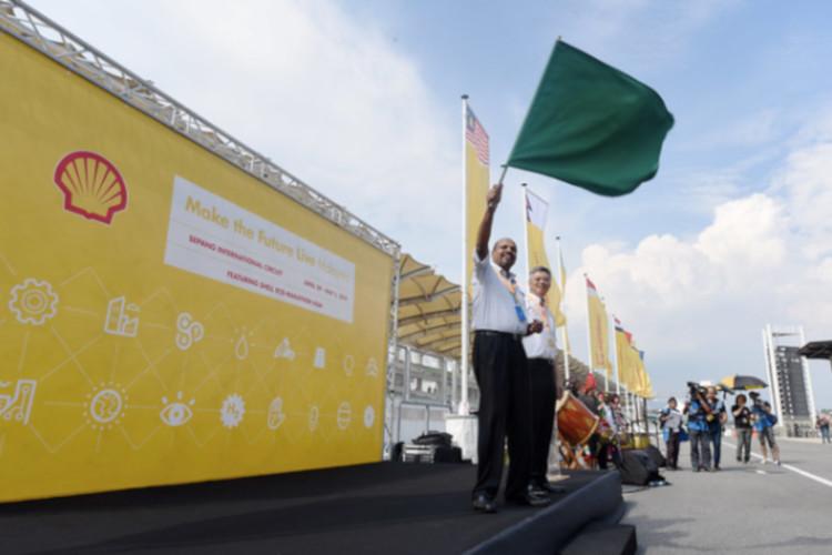 Pembukaan Shell Eco Marathon