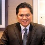 Erick Thohir jadi Ketua PRSNNI